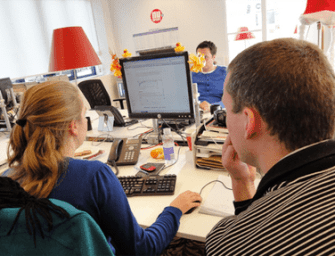 Werkplek vd Week: Sanoma Digital