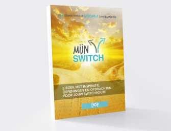 E-book: Mijn Switch – 7 stappen voor een succesvolle (loop)baanswitch  – Gidi Heynens
