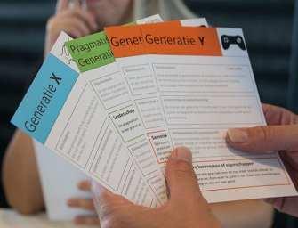 Workshop: Generatiekaartspel – ontdek elkaars sterke punten met De Generatiebril