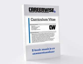 CV-tips – gratis e-book: maak je curriculum vitae onweerstaanbaar