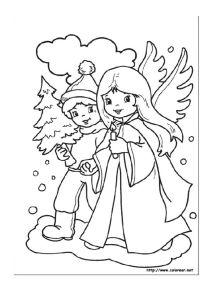 thumbnail of Dibujos para colorear de Navidad 3