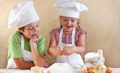 Tartas fáciles y divertidas para hacer con niños