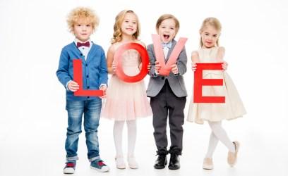 5 ideas divertidas para celebrar San Valentín con los niños