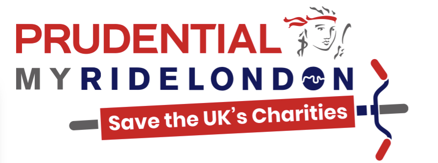 Prudential My RideLondon logo