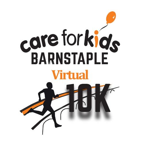 Care for Kids Barnstaple Virtual 10k logo