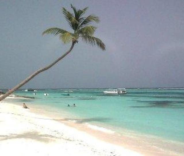 Punta Cana White Sand Beach At Club Med