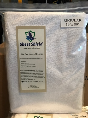 The Sheet Shield Waterproof Mattress Protector Is A Reusable Bed And For Full Queen Size Beds