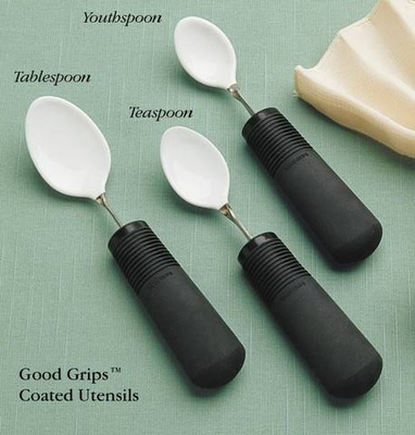 Good Grips Coated Tablespoon Plastic Coated Tablespoon