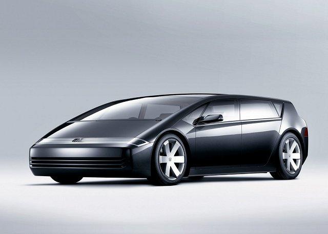 2003 Honda Kiwami concept car. Image by Honda.