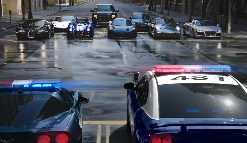 Need For Speed Most Wanted 2 Video Commercial Police Chase With