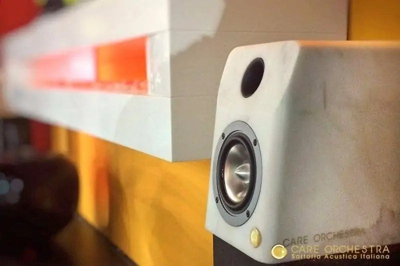 Design Marble High End Speakers