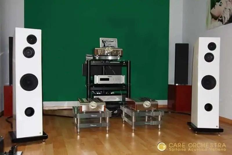 Impianti audio Stereo