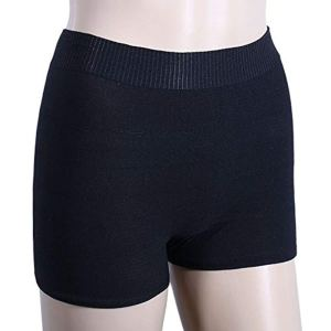 Mesh Panties Black Color 3Pcs/Pack