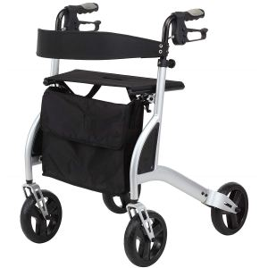 Med Rehabs Folding Walker Easy Storage and Transportation