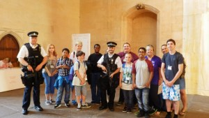 London calling: YCV visit Houses of Parliament