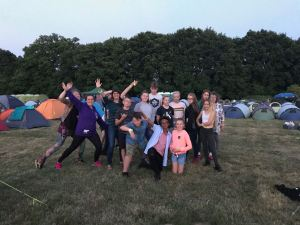 Fun Times at Young Carers Festival 2018!