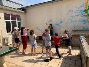 Summer Young Carers Heroes Group