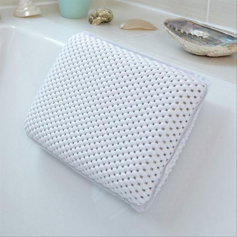 oreiller de bain impermeable