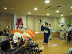 琴扇会 日本舞踊