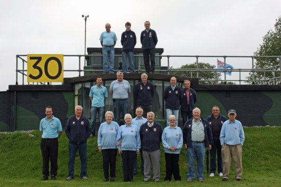 Control Tower Volunteers