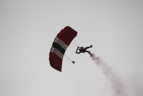 Red Devils Freefall Display Team