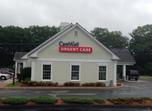 Worcester, MA 348 Greenwood st CareWell Urgent Care Exterior