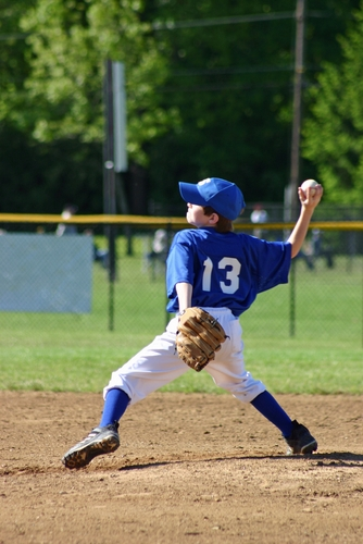 Is your Little Leaguer at risk of arm fatigue?