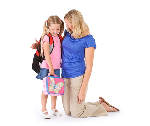 Tips for sending a child with food allergies to school for the first time