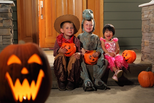 Protect your little monsters: 4 important Halloween safety tips