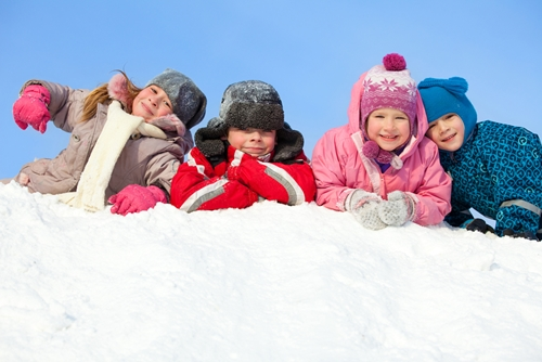 Winter safety tips for parents of young children