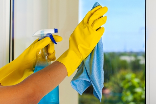 4 tips for a safe spring cleaning