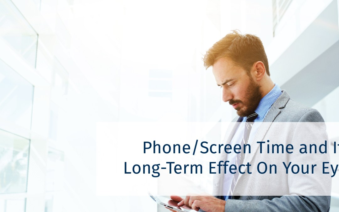 The Effects too Much Screen Time has on Your Health