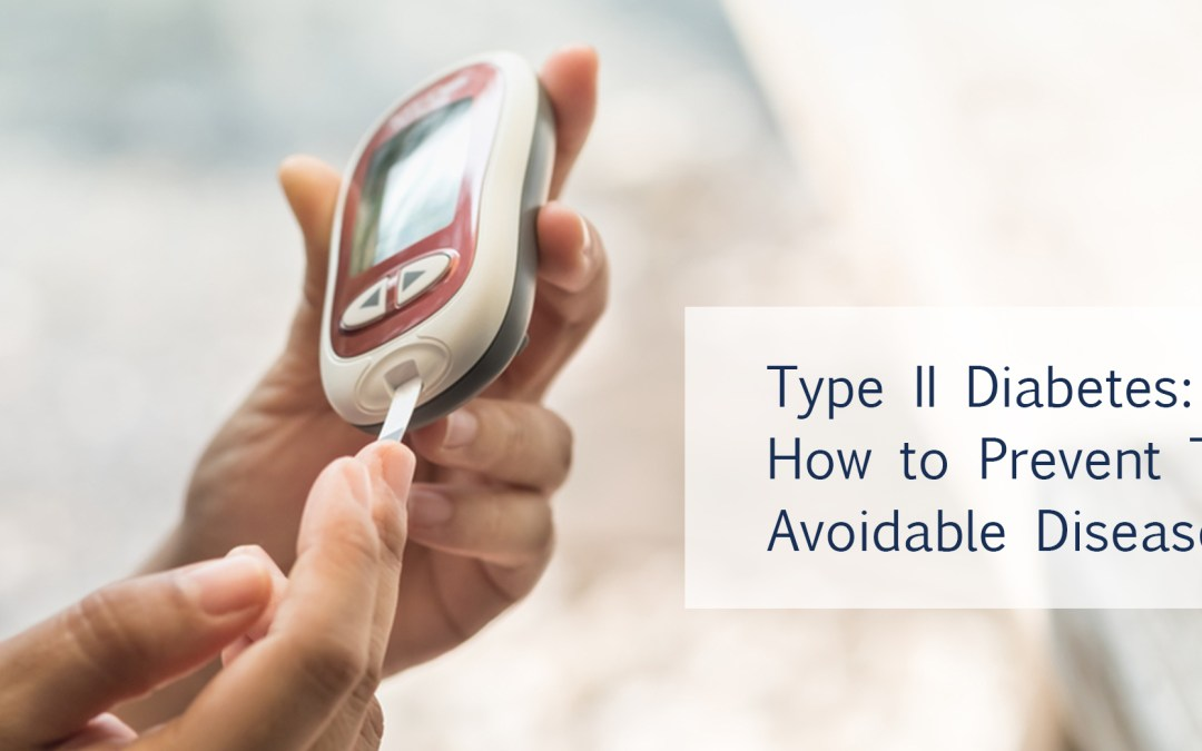 Diabetes: How to prevent this avoidable disease