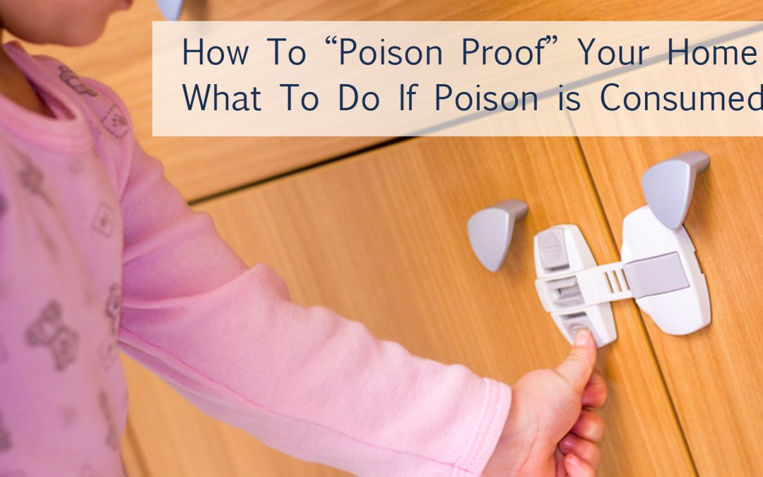 "How to ""poison proof"" your home and what to do in an emergency"