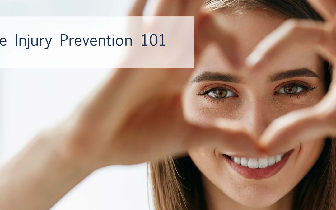 Keeping Yourself Protected from Eye Injury