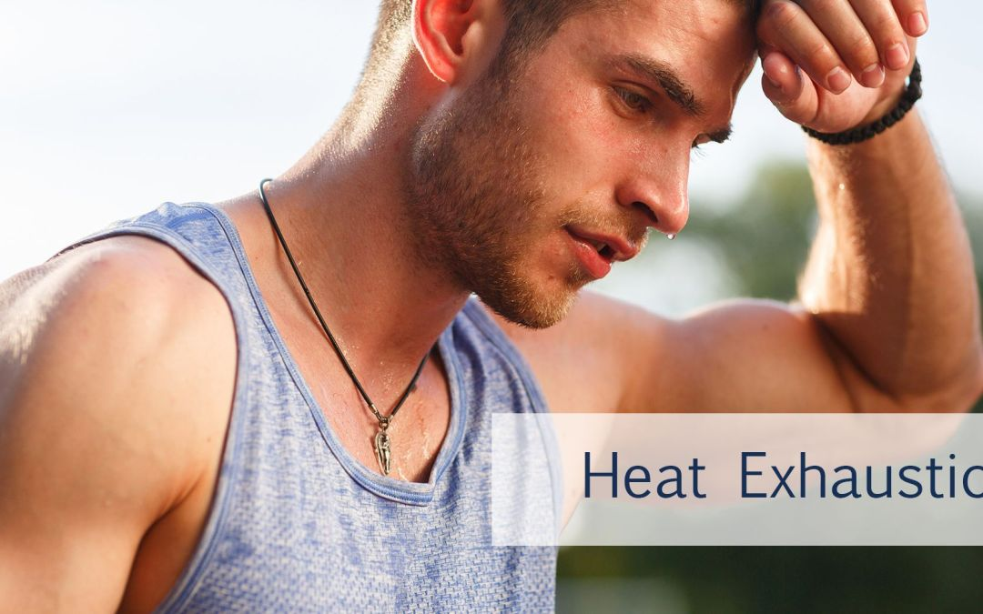 Heat Stroke vs. Heat Exhaustion: Learn the difference and when symptoms are serious