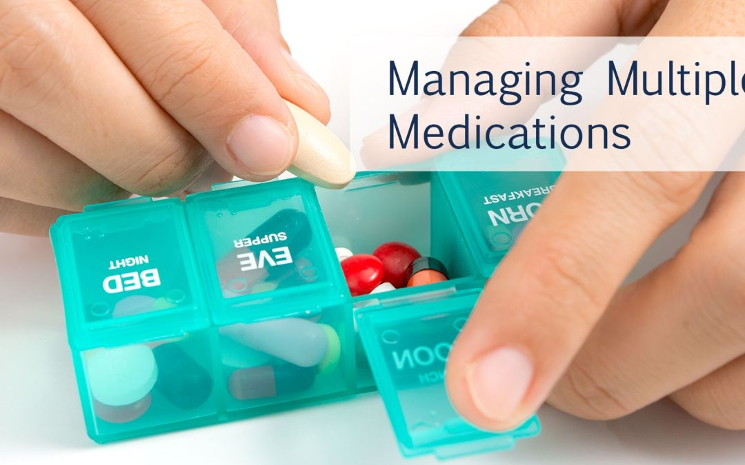 Staying healthy and managing multiple medications