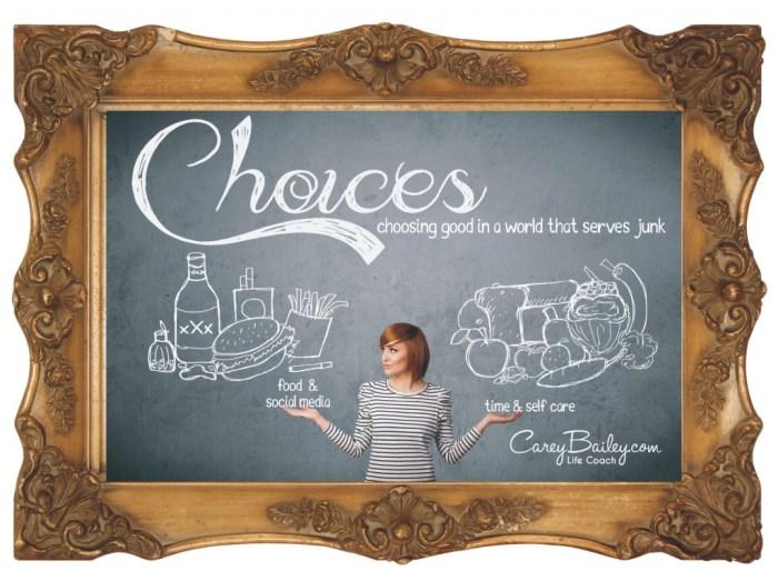 choice in frame