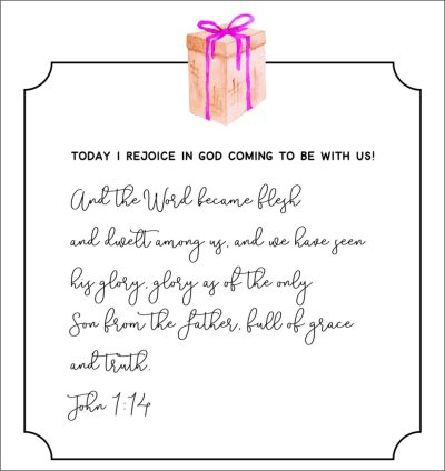 single-god-with-us-verses