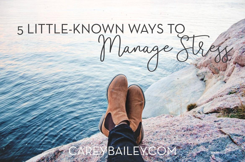 Manage-Stress
