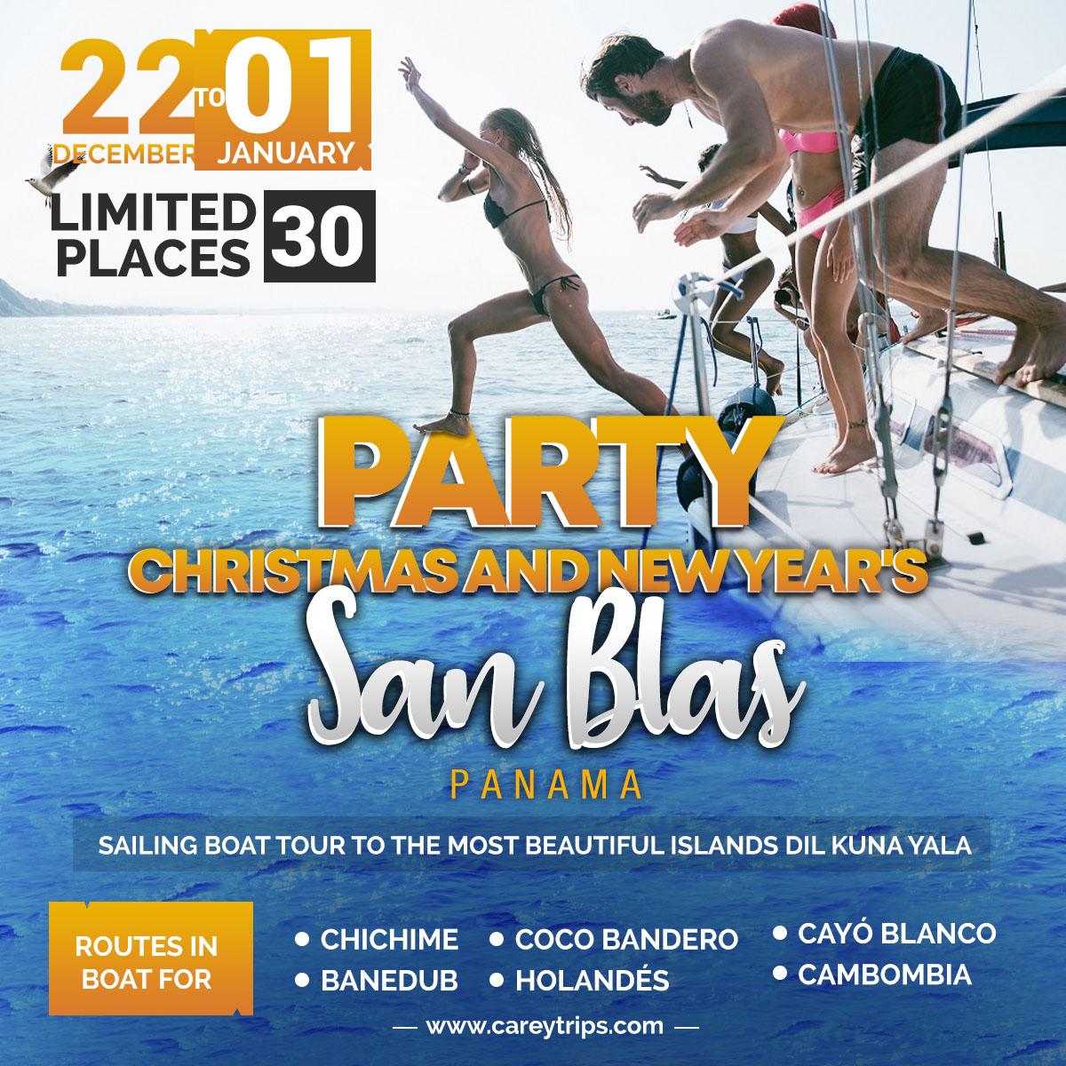 Super Party San Blas