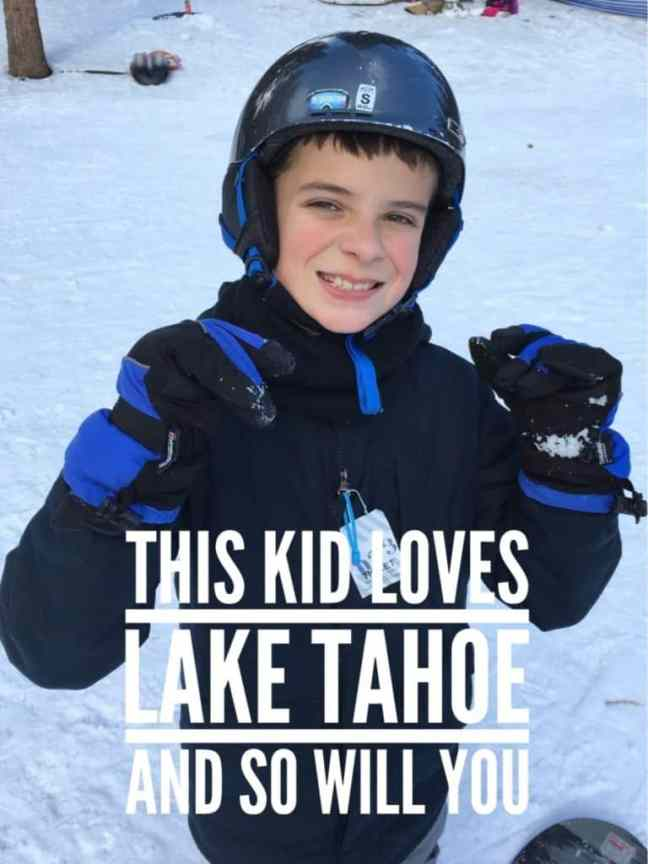 Looking to enjoy the snow with your family? Lake Tahoe offers 15 ski resorts within a 45-minute drive for families.