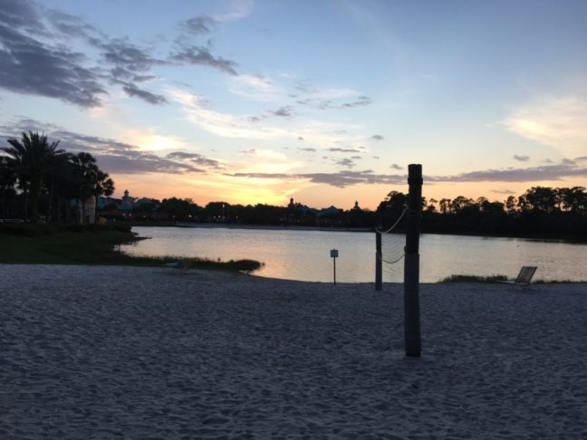 Along the shore of Barefoot Bay, the Caribbean Beach Resort blends a tranquil setting with plenty of activities for the kids. Walt Disney World