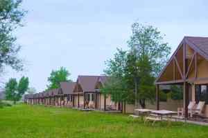 Cedar Pass Lodge, Badlands National Park, cabins,