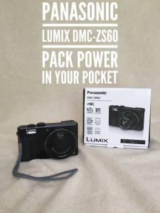 Panasonic's Lumix DMC-ZS60 is a pocket-sized point-and-shoot with DSLR power. Lumix review,