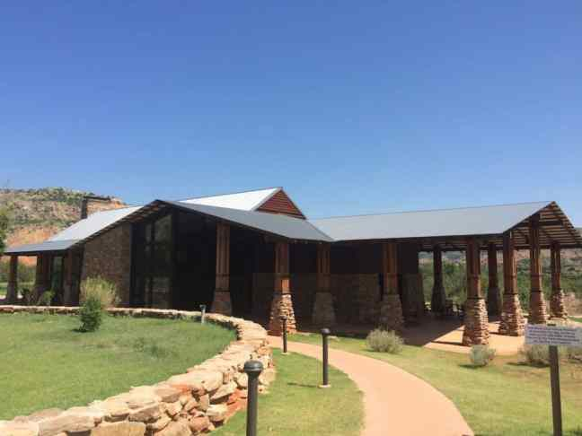 Palo Duro Canyon State Park, cabins in Palo Duro,