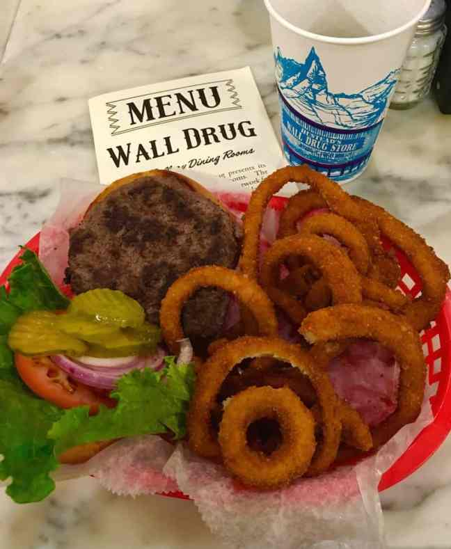 Stop by Wall Drug in South Dakota for family fun and food.