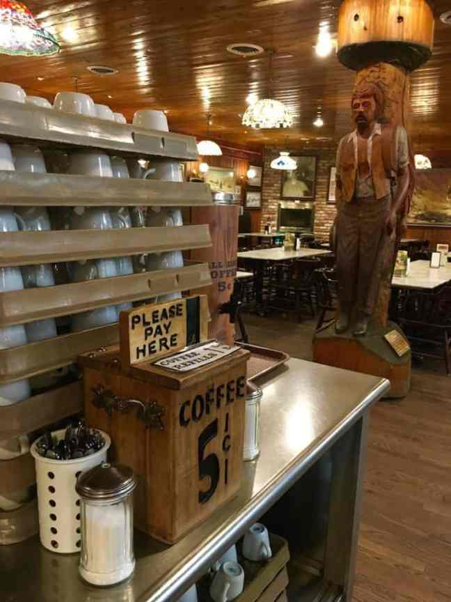 Stop by South Dakota's Wall Drug on your road trip.
