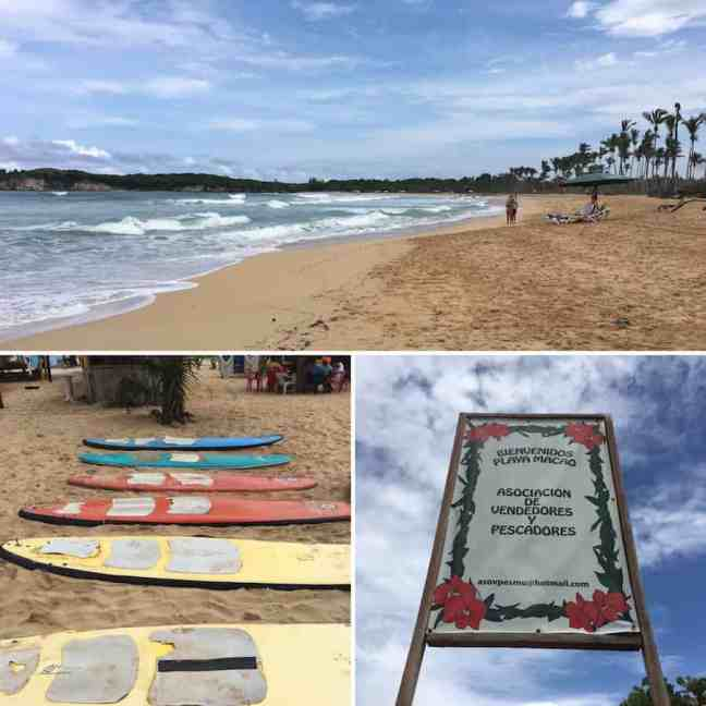 Learn how to surf at Macao Beach as one of the things to do in Punta Cana with kids.