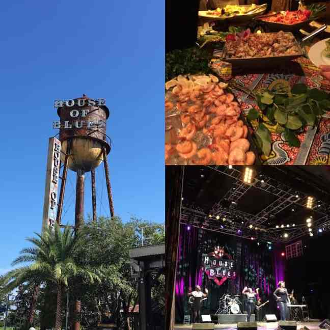 Enjoy the House of Blues in Disney Springs with kids.